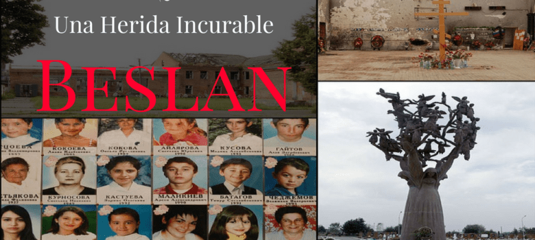 Beslan Herida Incurable